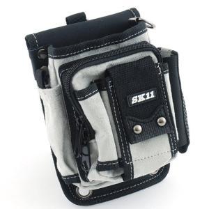 SK11 マルチポケット ジッパー付き SMP-3|hihshop