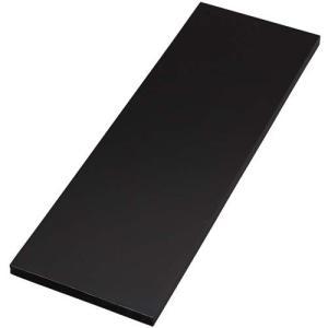 アイリスオーヤマ カラー化粧棚板 LBC-1840 ブラック|hihshop