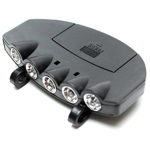 SK11 作業用キャップライト SLN-1 5LED|hihshop