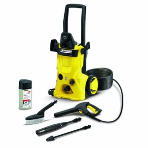 ケルヒャー 高圧洗浄機 K4.900 【60HZ】 黄色|hihshop