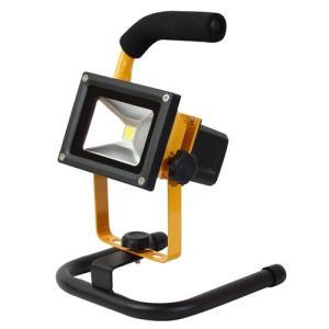 富士倉LED-10W 投光器 充電式 DN-103|hihshop