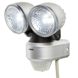 DAISHIN 高輝度LEDセンサーライト 2灯 DLA-4T200|hihshop