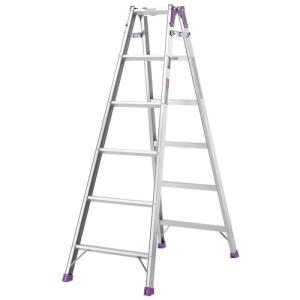 はしご 脚立 足場 はしご 生活用品 キッチン用品 収納用品 アルインコ(ALINCO) アルミ製はしご兼用脚立 MR180W|hihshop