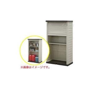 アイリスオーヤマ ウッディロッカー WDL−1500WVブラウン/ベージュ|hihshop