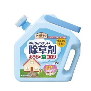 アース製薬 アースガーデン みんなにやさしい除草剤 おうちの草コロリ 6L|hihshop