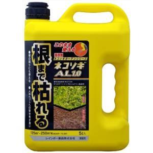 レインボー薬品 ネコソギ AL1.0 5L|hihshop