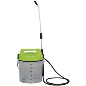 アイリスオーヤマ 噴霧器 電池式 IR-N5000 グリーン/クリア|hihshop