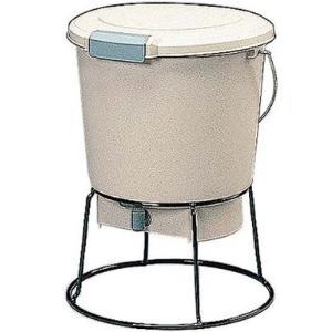アイリスオーヤマ コンポスト 生ゴミ発酵器 EM-18|hihshop