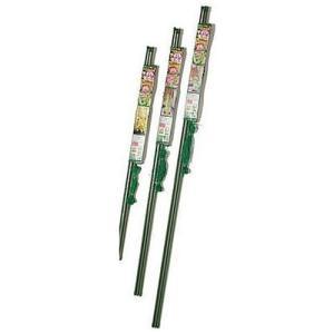 園芸支柱 園芸用品 ガーデニング 花 DAIM ネット付サポート支柱 外径11mm×長さ1200mm|hihshop