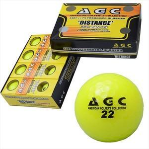 AGC 高輝度ネオンボール1ダース(12個入り) ネオンイエロー|hihshop