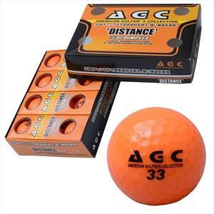 AGC 高輝度ネオンボール1ダース(12個入り) ネオンオレンジ|hihshop