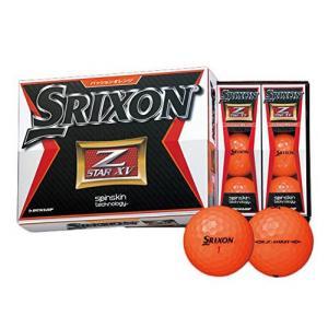DUNLOP(ダンロップ) ゴルフボール スリクソン Z-STAR XV 1ダース 12個入|hihshop