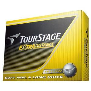 BRIDGESTONE(ブリヂストン) ゴルフボール ツアーステージ エクストラディスタンス 1ダー...