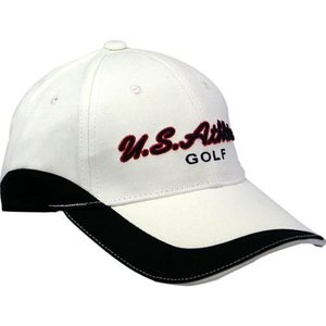 LEZAX(レザックス) U.S.Athlete ゴルフキャップ(グリーンマーカー付き) ホワイト USCP-6247-W|hihshop