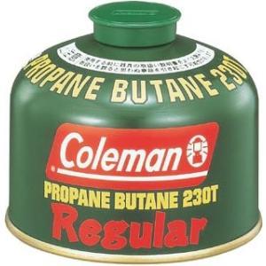 コールマン 純正LPガス燃料 Tタイプ 230g 5103A230T