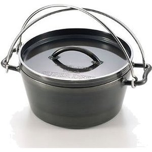 UNIFLAME(ユニフレーム) ダッチオーブン スーパーディープ 8インチ 661000 キャンプ用品 調理器具 hihshop