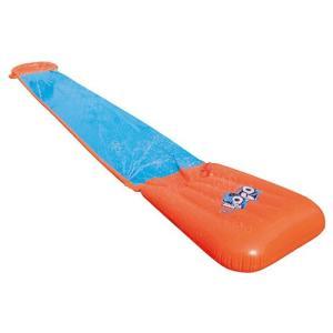 家庭用プール 水遊び おもちゃ Bestway ベストウェイ H2O Go! シングルスライダー 1人用 549x82cm #52198|hihshop