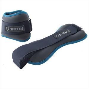 SHIELDS(シールズ) ソフトアンクルウエイト 1.0kg 2個セット ブルー hihshop
