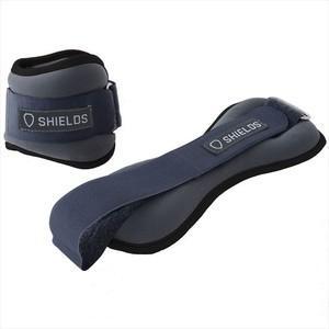 SHIELDS(シールズ) ソフトアンクルウエイト 1.5kg 2個セット ブラック hihshop