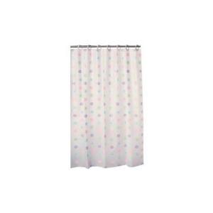 シャワーカーテンドゥーチェ 140×150cm フラワー|hihshop