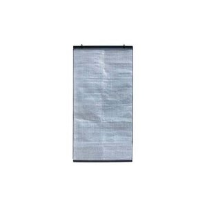 ワタナベ工業 省エネ日差し対策アルミスクリーン 「ル・ソレイユ」(幅90×高さ180cm)AL-9018(SL)|hihshop