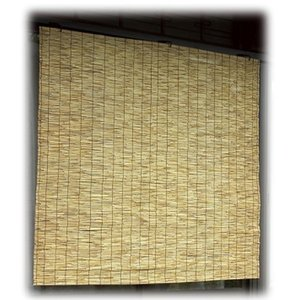 天津すだれ ワイドハイロング 176×220CM|hihshop