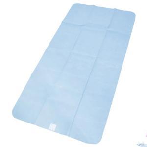 Haruka・Style(ハルカ・スタイル) 布団除湿シート 90×140cm ブルー|hihshop