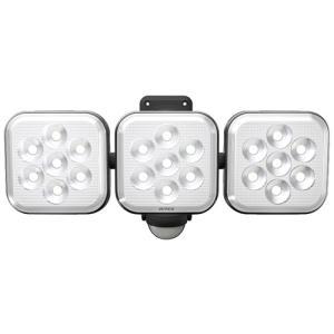 ムサシ フリーアーム式LEDセンサーライト LED-AC3024|hihshop