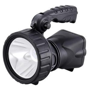 ハンディライト 懐中電灯 ランタン ライト OHM 5W LED 強力サーチライト (07-7839)|hihshop