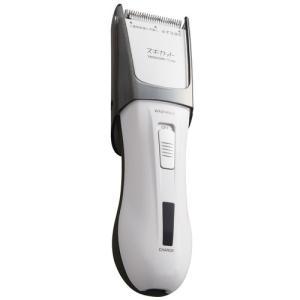 電気バリカン 衛生日用品 バリカン 散髪 TESCOM スキカット 電気バリカン ホワイト TC396-W|hihshop