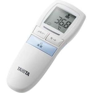 タニタ 非接触式体温計 ブルー TANITA BT-540-BL 皮膚赤外線体温計|ヒロセ ネットショップ