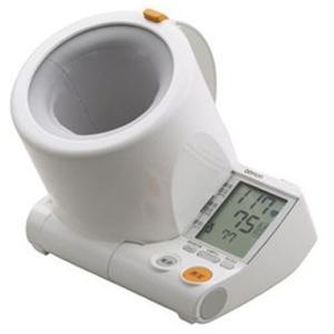 上腕式血圧計 血圧計 計測計 健康管理オムロン OMRON スポットアーム デジタル自動血圧計 HEM-1000|hihshop