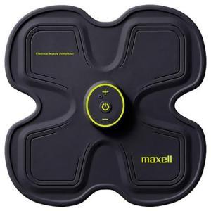 EMS ダイエット器具 ダイエット 健康 日立マクセル もてケア EMS運動器 本体4極 MXES-R400YG|hihshop