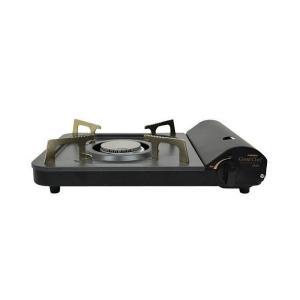 ニチネン 薄型カセットコンロ マイコンロ グッドシェフ/NP-001 ブラック|hihshop