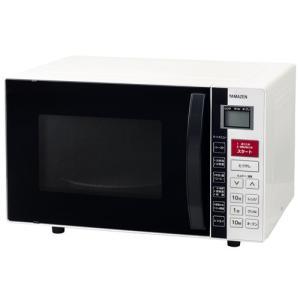 山善 オーブンレンジ 16L  重量センサー・温度センサー搭載  ホワイト YRC-160V(W)|hihshop