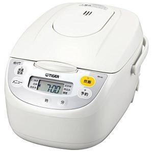マイコン炊飯器 炊飯器 キッチン家電 家電タイガー マイコン炊飯ジャー JBH-G101 W|hihshop