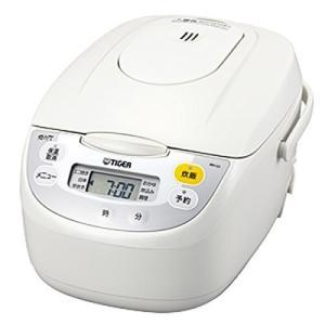 炊飯器 キッチン家電 家電 タイガー マイコン炊飯ジャー(1升炊き) ホワイト TIGER JBH-G181-W|hihshop