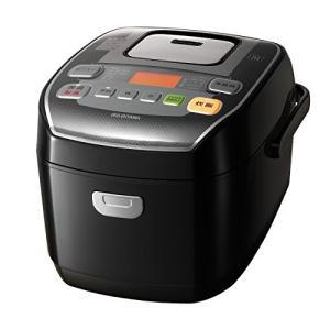 アイリスオーヤマ 圧力IH式炊飯器 5.5合 銘柄炊き分け RC-PA50-B|ヒロセ ネットショップ