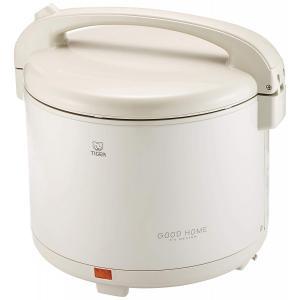 タイガー 電子ジャー 保温専用 保温ジャー 1升 マイルドグレー JHD-1800-HD|hihshop