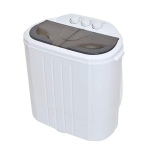 洗濯機 生活家電 家電 小型二槽式洗濯機「別洗いしま専科」2 RCWASHR4 ※日本語マニュアル付き サンコーレアモノショップ|hihshop