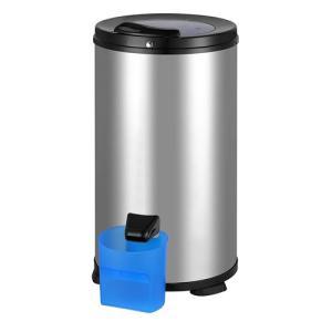 衣類乾燥機 生活家電 家電 ハイスマートジャパン コンパクト高速脱水機 ドライサイクロン HS-S60A|hihshop