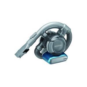 ハンディークリーナー 掃除機 生活家電 家電 ブラックアンドデッカー コードレス デザイン クリーナー リチウム フレキシー ブルー PD1420LB hihshop