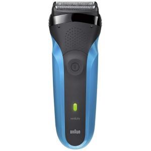 ブラウン メンズ電気シェーバー シリーズ3 310s 3枚刃 水洗い/お風呂剃り可|hihshop
