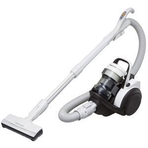 掃除機 掃除機 生活家電 家電 パナソニック サイクロン掃除機 ショコラホワイト MC-SR24J-W|hihshop