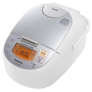 炊飯器 IH炊飯器 パナソニック(Panasonic) IHジャー炊飯器 SR-VFD1060-W シルバーホワイト|hihshop