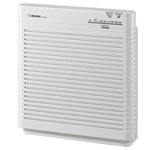 空気清浄機(本体) 空気清浄機 空調家電 冷暖房器具 象印 空気清浄機(16畳まで ホワイト)ZOJIRUSHI PA-HB16-WA|hihshop