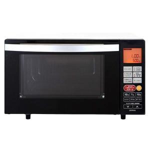 電子レンジ オーブン キッチン家電 家電 ZEPEAL ゼピール フラットオーブンレンジ(縦開き) 庫内容量18L DFO-G1818|hihshop