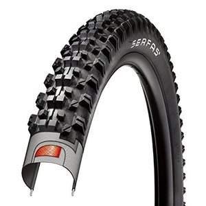 タイヤ チューブ パーツ フレーム 【SERFAS】 サーファス / 自転車 タイヤ(HE 29〜12インチ) / クレスト ワイヤー 26×2.1 ブラック 26×2.1 726016 /|hihshop