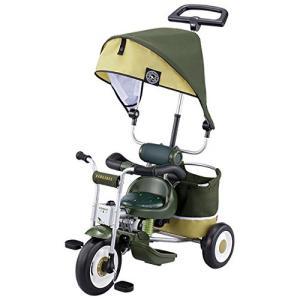 子ども用自転車 乗用玩具 おもちゃ 子供用 キッズ アイデス カンガルー フォレスト(グリーン)|hihshop