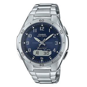 腕時計 メンズ腕時計 アクセサリー [カシオ]Casio 腕時計 WAVECEPTOR 世界6局電波対応ソーラーウォッチ アナデジコンビモデル WVA-M640D-2A2JF メンズ|hihshop